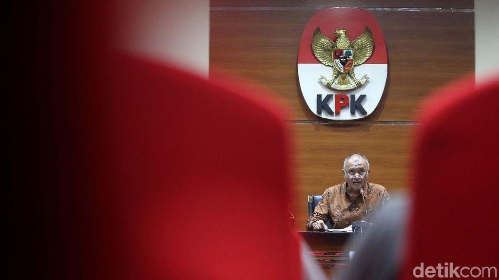 Ketua KPK Masih Berharap Uluran Tangan Jokowi Teken Perppu