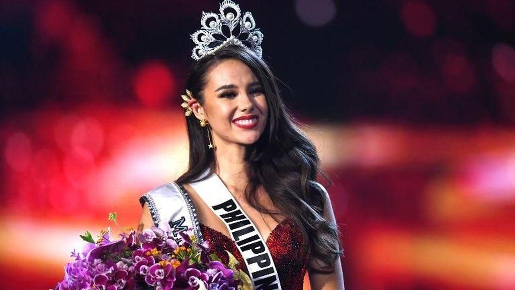 Tampil Seksi di Miss Universe 2018, Ini Rutinitas Olahraga Catriona Gray