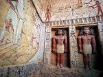 Potret Makam Imam Besar Mesir yang Tak Tersentuh 4.400 Tahun
