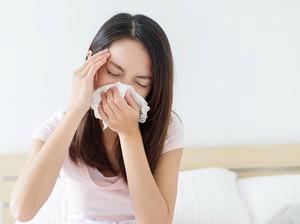 Waspada COVID-19, Kenali Beda Gejala Corona dan Flu Biasa
