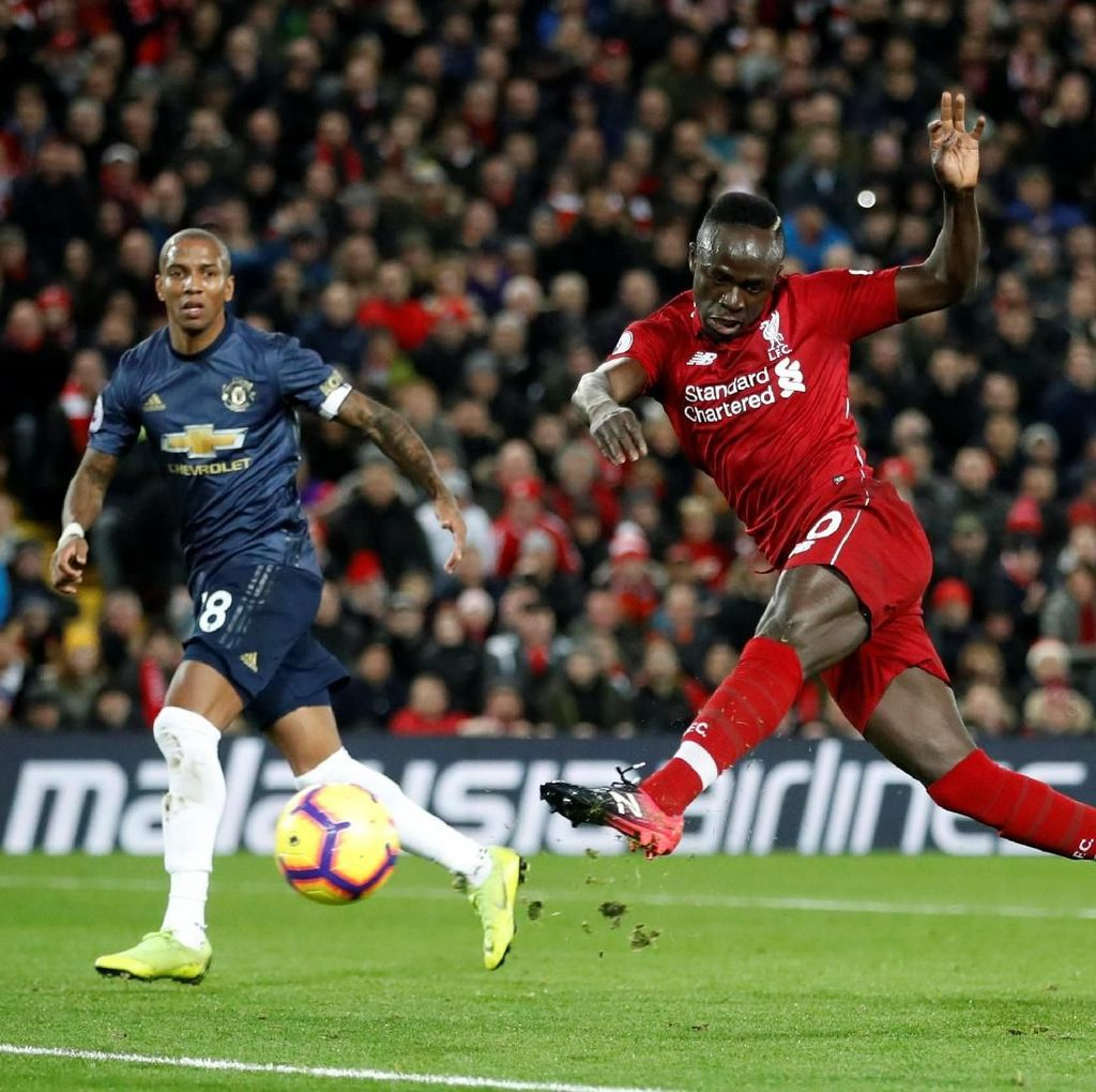 Hasil Liverpool Vs MU: The Reds Tumbangkan The Red Devils