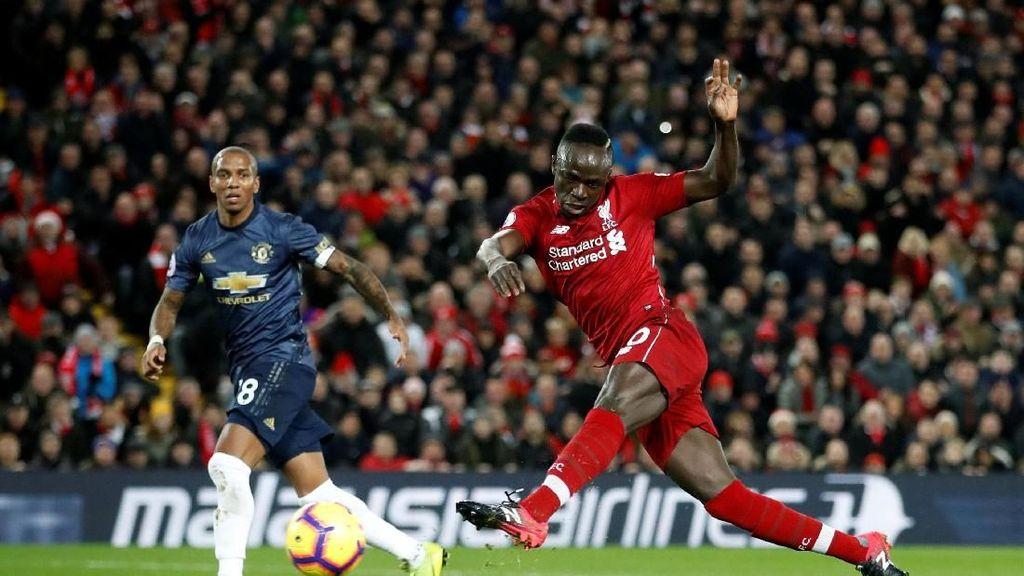 Hasil Liverpool Vs MU: The Reds Tumbangkan The Red Devils