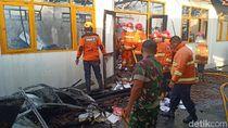 Depo Arsip Dinas Perpustakaan Kota Yogya Terbakar