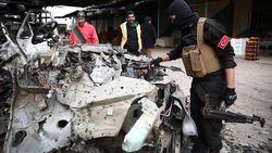 Ledakan Bom Mobil Tewaskan 9 Orang di Suriah