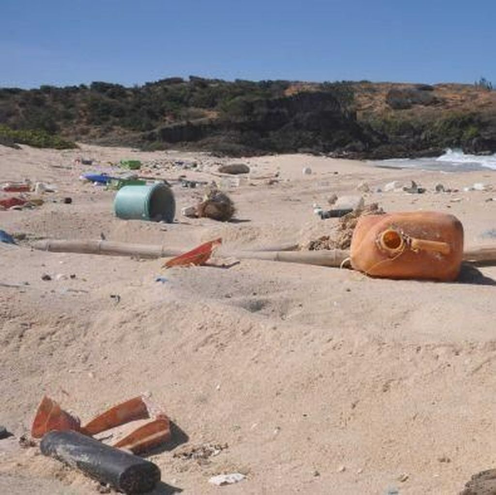 Australia Sambut Baik Keinginan Indonesia Atasi Sampah Plastik