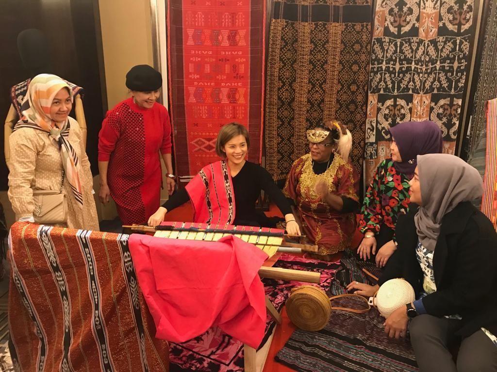 Meriahnya Promosi Wisata Indonesia di Beijing