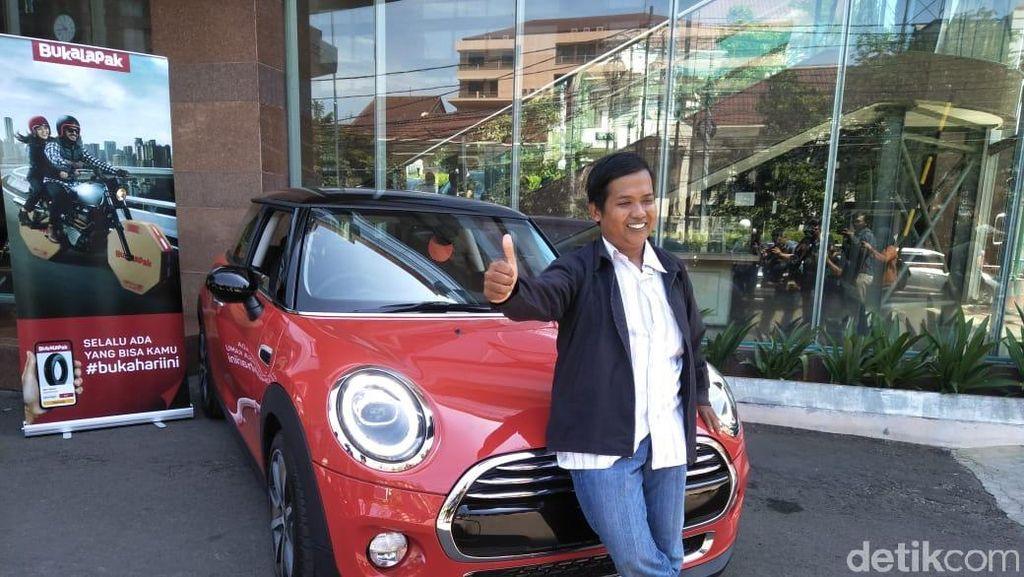 Driver Ojol Mau Lelang MINI Cooper Rp 12.000?