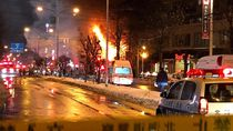 Video: Bar di Jepang Meledak, 40 Orang Luka-luka