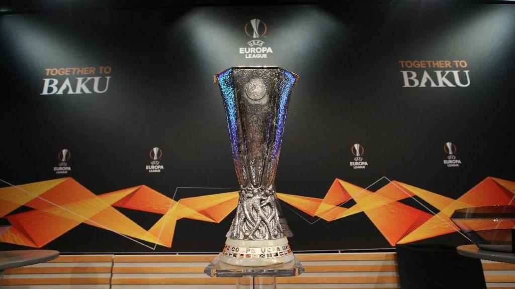 Hasil Drawing Babak 32 Besar Liga Europa