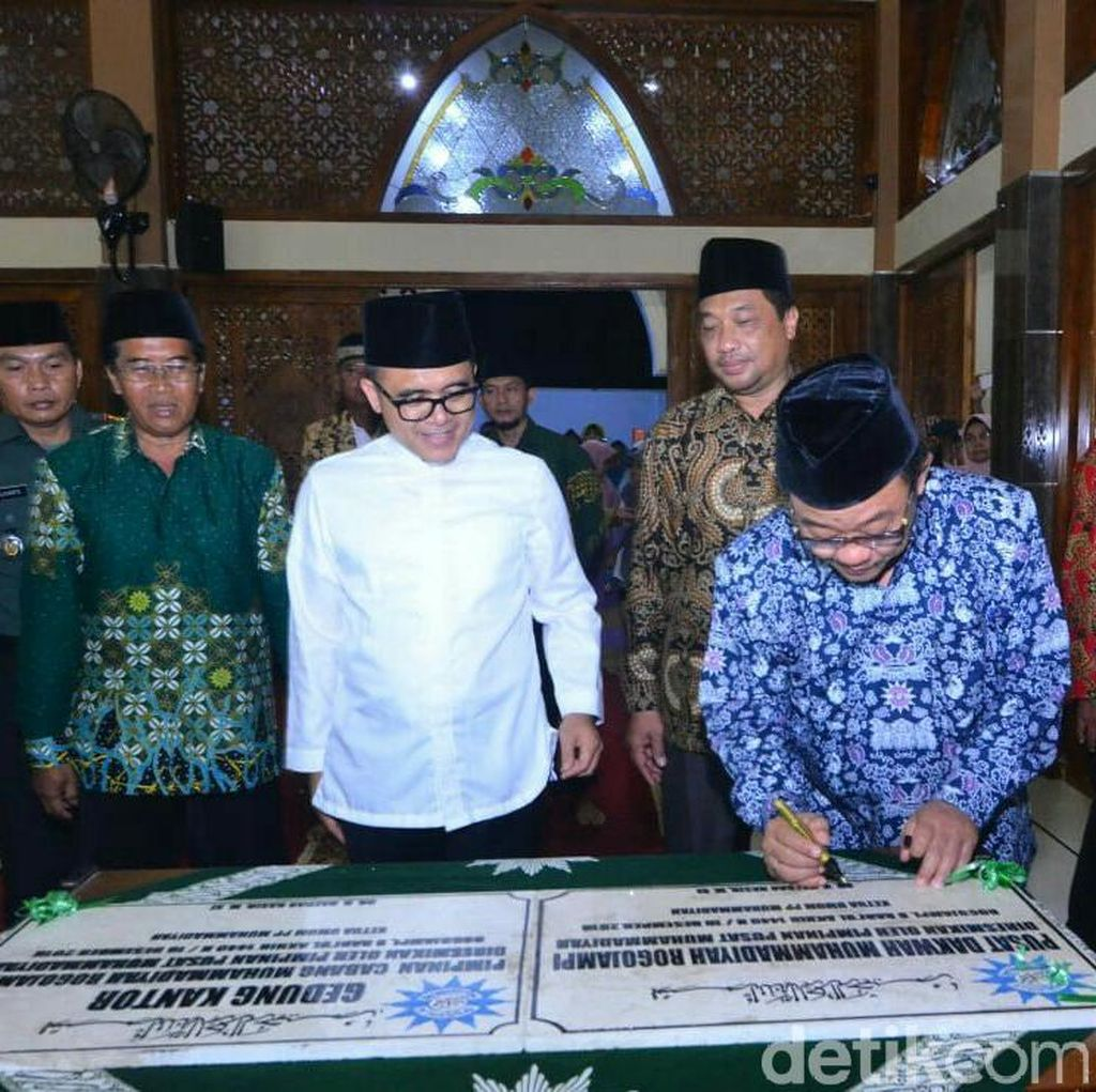 Sekum Muhammadiyah Beri Jempol Perkembangan Banyuwangi