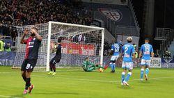 Hasil Liga Italia: Napoli Menang 1-0 atas Cagliari