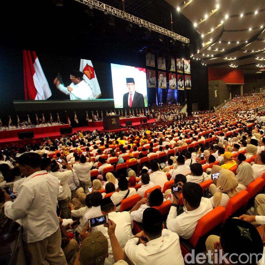 Momen Gerindra Gelar Konferensi Nasional di Sentul