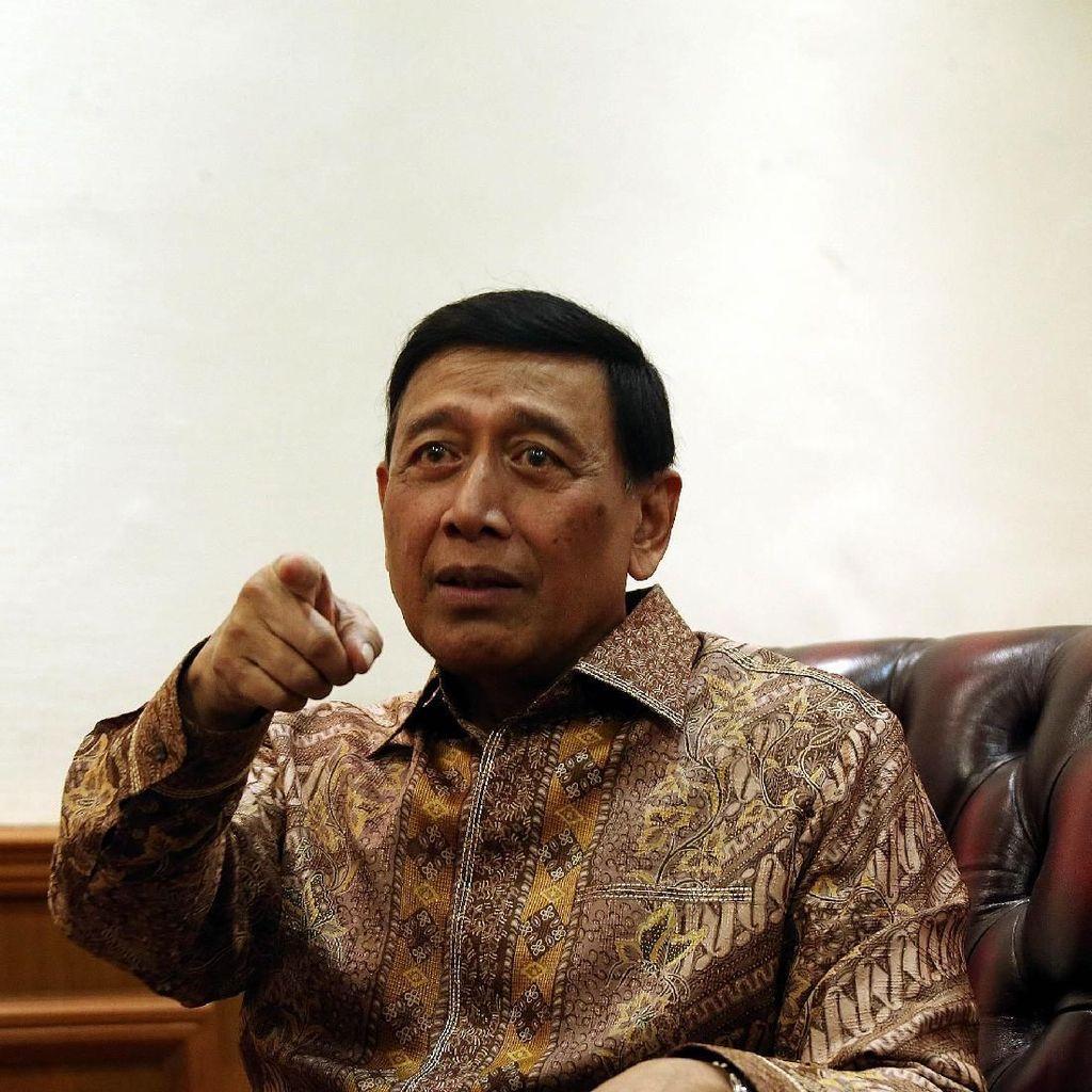 Kritik Wiranto Soal Pemimpin Berengsek, BPN: Strategi Evil-Angel Bahaya