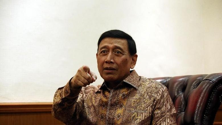 Wiranto: Rakyat Diancam dengan Hoax Itu Terorisme!