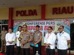 Polisi Kejar Dalang Perusakan Baliho SBY-Demokrat di Pekanbaru