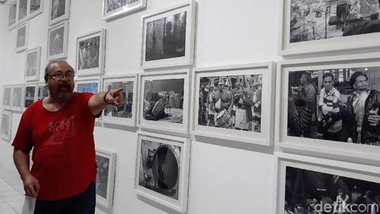 Meretas Bunyi, Intip Pameran Fotografi Djaduk Ferianto