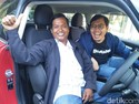 Biasa Naik Motor, Driver Ojol Gemetar Naik MINI Cooper Rp 12.000
