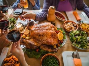 Kalkun hingga Ulat Renyah Jadi Hidangan Spesial Natal