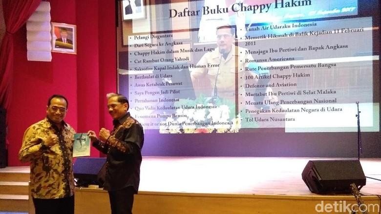Chappy Hakim: Pengelolaan Udara Jadi Martabat Indonesia