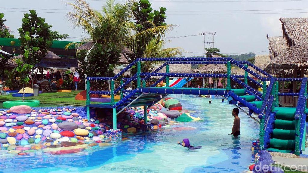 Rekomendasi Tempat Liburan Akhir Tahun di Purwakarta: Cikao Park