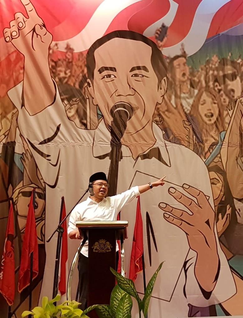 TKN: Orang yang Isukan Jokowi PKI adalah Koruptor
