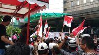 Suasana di Gedung Granadi, HR Rasuna Said, Jaksel