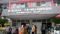 Bayi Kurang Gizi di Bone Mengidap Komplikasi TB Paru
