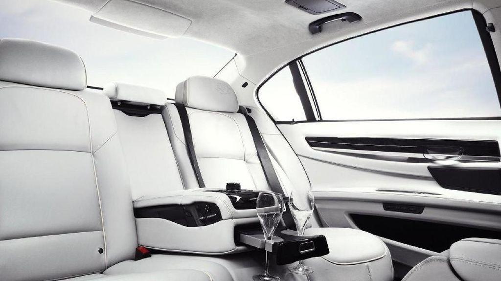 BMW Rancangan Putra Prabowo Terinspirasi dari Langit Gurun