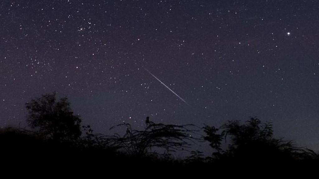 Jangan Terlewat, Malam Ini Ada Hujan Meteor Geminid