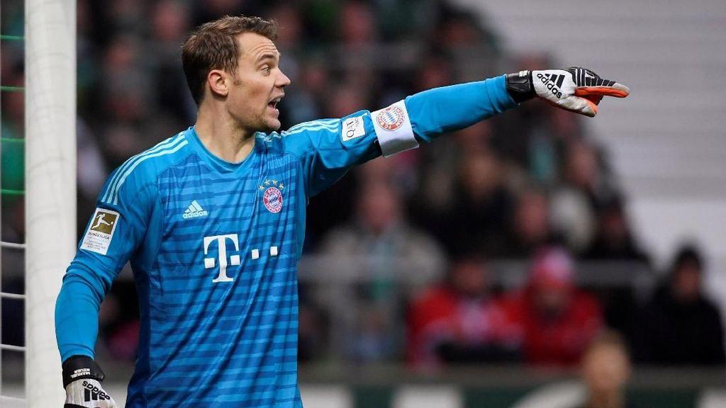 Neuer Akan Pensiun Jika Bayern dan Jerman Tak Membutuhkannya Lagi