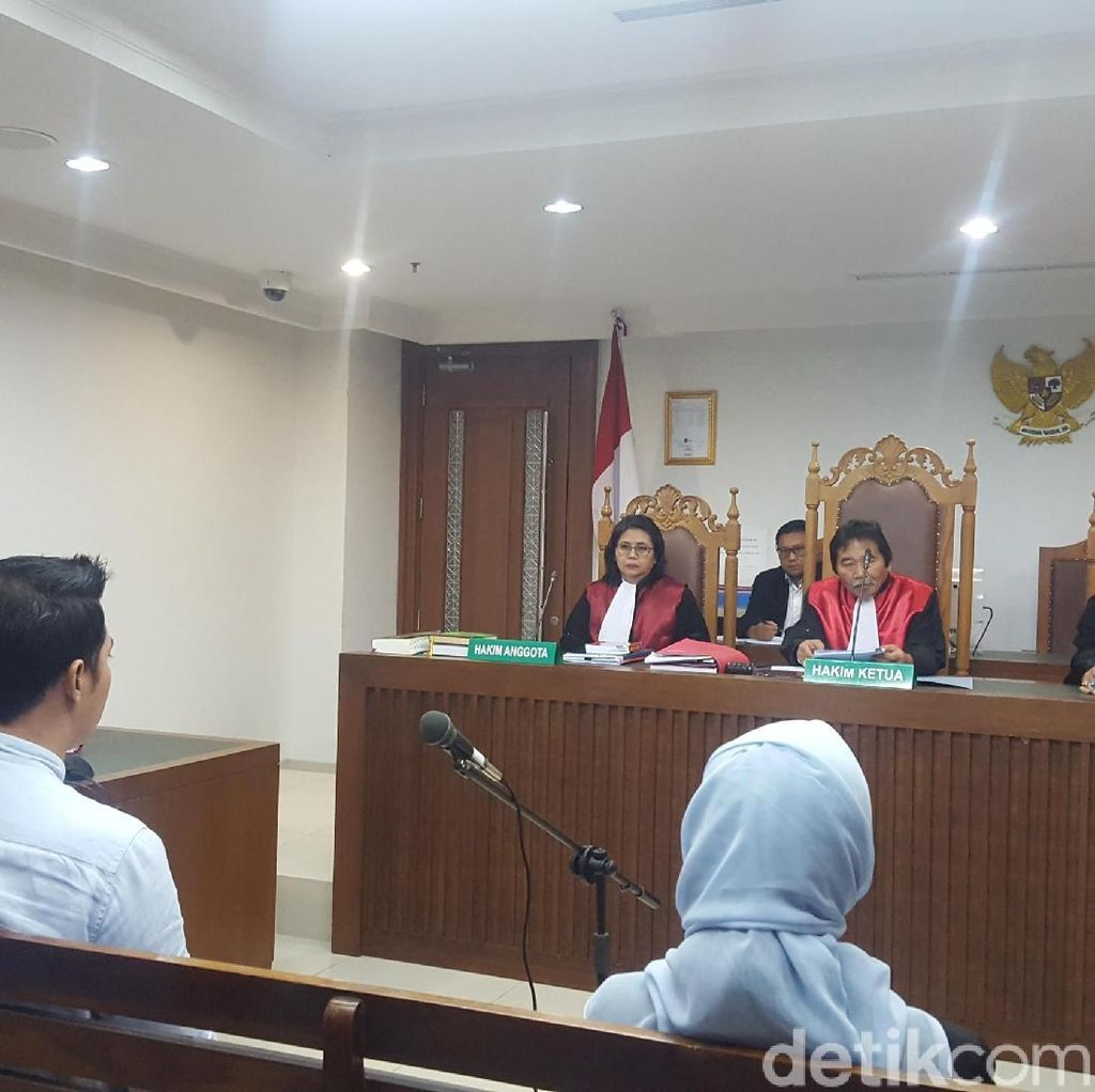 Terbukti Bagi Kupon Umrah, Mandala Shoji Divonis 3 Bulan Penjara