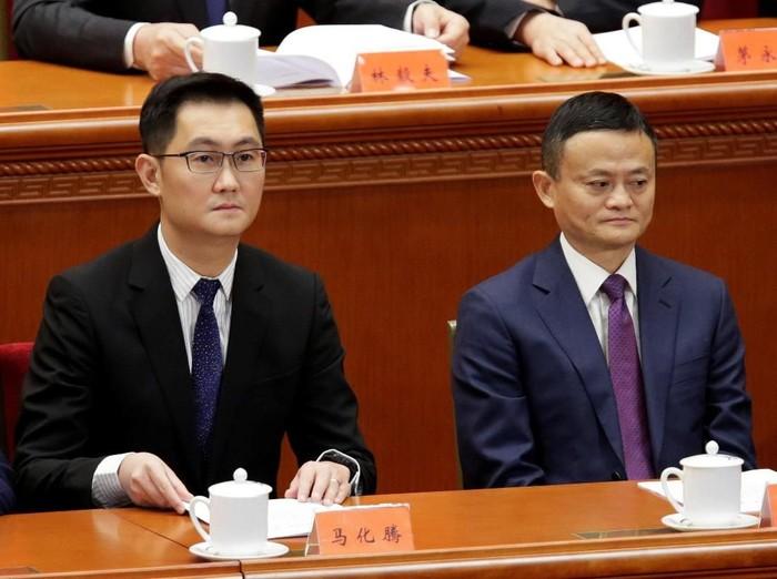Jack Ma Ma Huateng