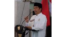Awali Safari, Jokowi Kunjungi Ponpes Darul Ulum Jombang