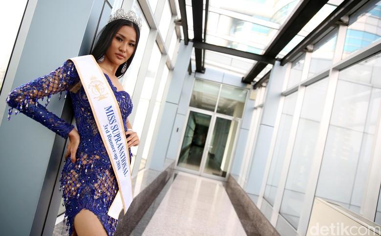 Wilda Octaviana Situngkir. Foto: Rachman Haryanto/detikfoto