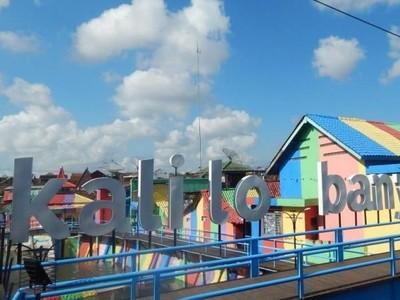 Kalilo, Kampung Warna-warni di Banyuwangi