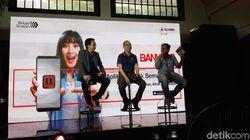 Di Surabaya, Telkomsel Promosikan Aplikasi mBanking buat Milenial
