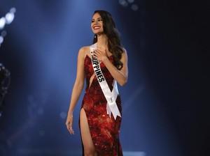 Pulang Kampung, Miss Universe 2018 Dihujat karena Dianggap Bukan Orang Asia
