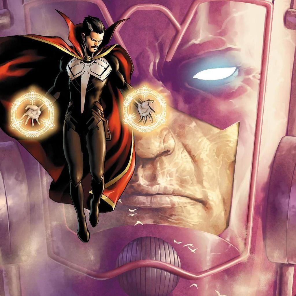 Terungkap di Komik Edisi ke-12, Doctor Strange Punya Peran Baru