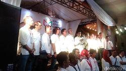 Relawan Sumbar Deklarasikan Dukungan untuk Jokowi-Maruf Amin