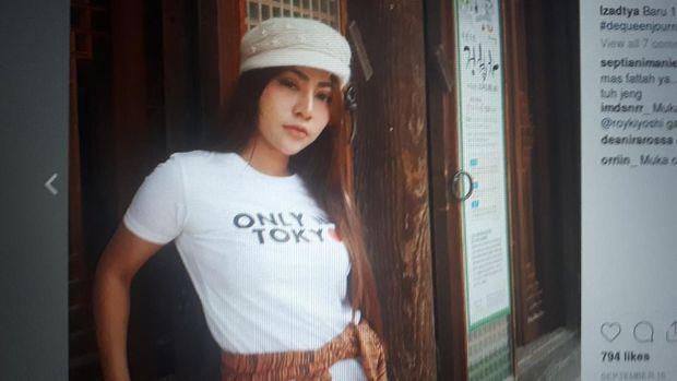 Liza Aditya.