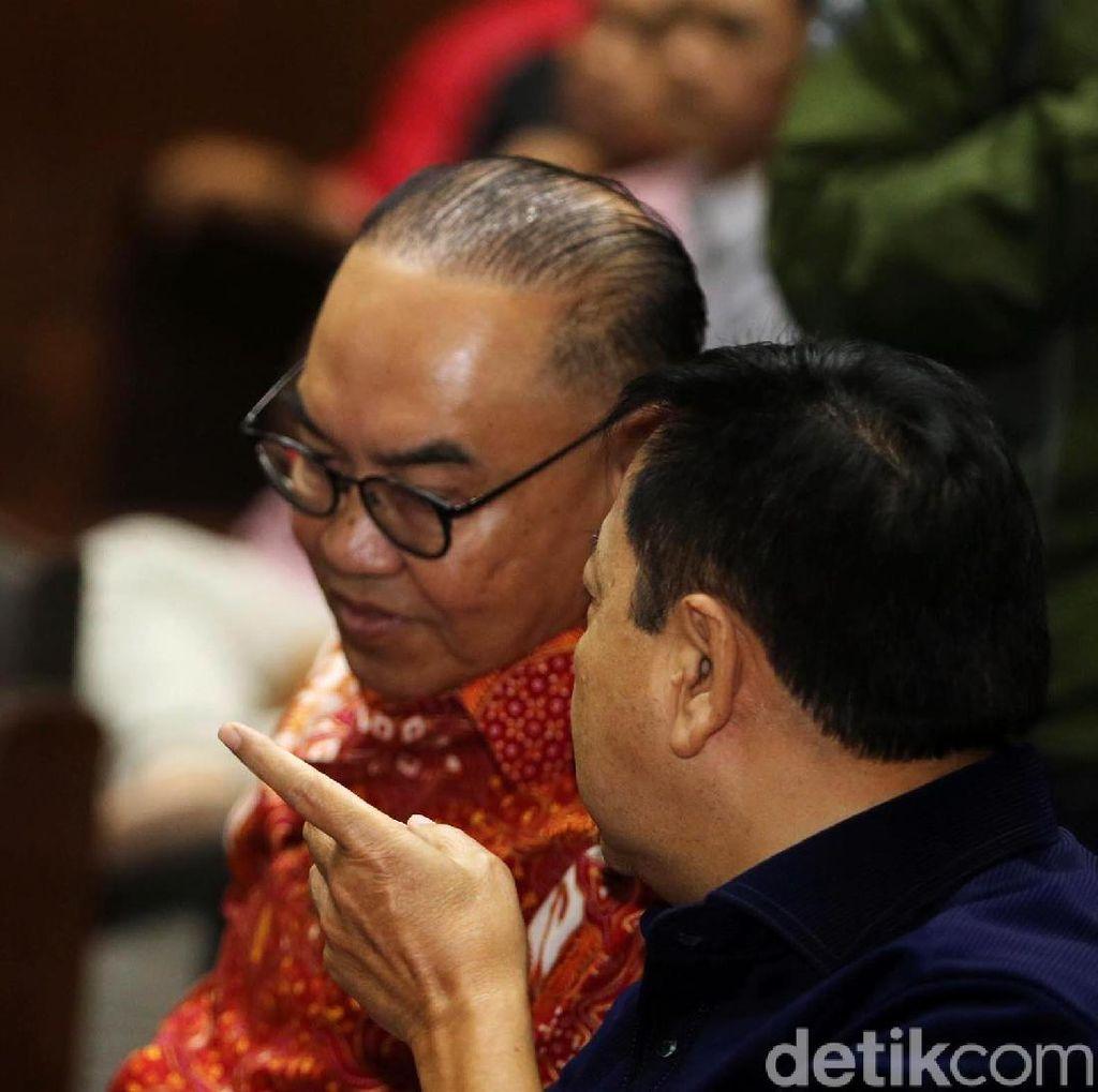 Kotjo Ngaku Sedang Akan Lobi Sofyan Basir Saat Ditangkap KPK