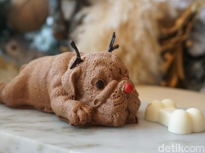 C For Cupcakes & Coffee : Manisnya Bulldog Mousse dan Rabbit Pie yang Bikin Gemas