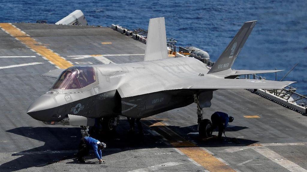 Tangkal China, Jepang Borong Jet Tempur Siluman, Rudal dan Radar AS