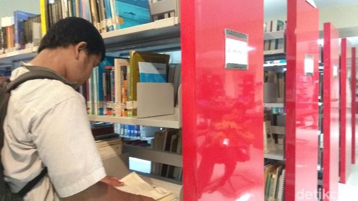 Skripsian bisa cari referensi di Balitbangkes. Foto: Aisyah/detikHealth