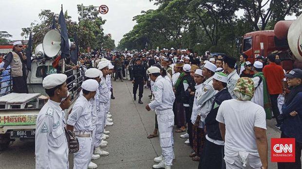 TIto Karnavian: Izin FPI Masih Ada Problem Terkait Islam Kaff