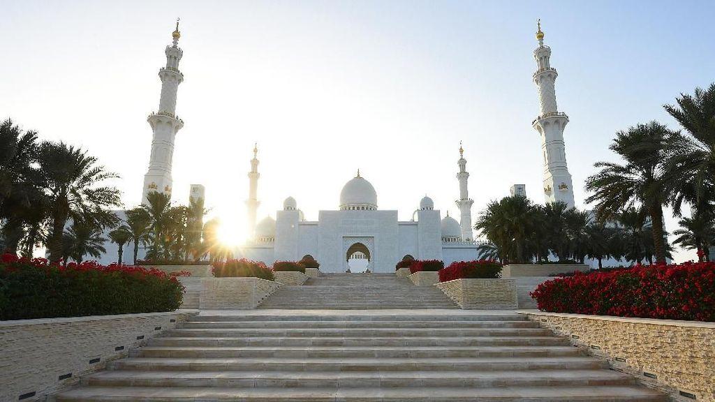 Deretan 10 Masjid Terindah di Dunia