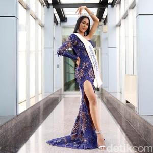 Pesona Wilda Situngkir, Ratu Kecantikan yang Pernah Jualan Sapu Lidi