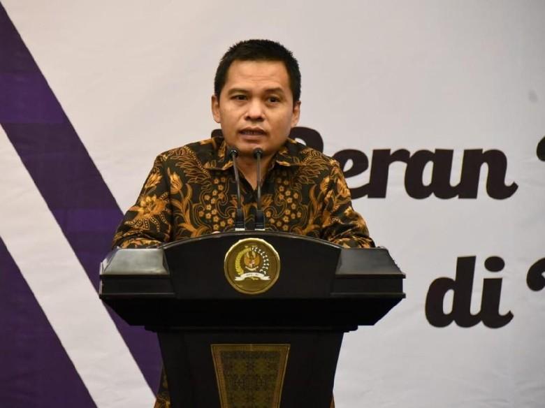 Sekjen MPR Ajak Jajarannya Tingkatkan Kinerja di 2019