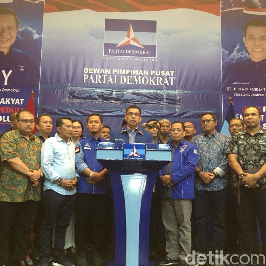 Tanggapi Wiranto, PD Sebut Kasus Baliho Masalah Besar