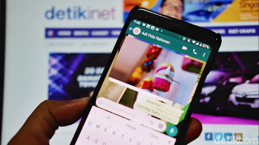 WhatsApp di Android Sudah Bisa Chat Sambil Nonton Video